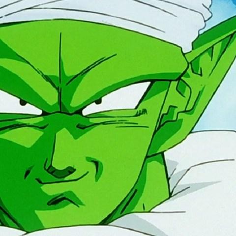 Imágenes de Dragon Ball nuevo diseño Piccolo