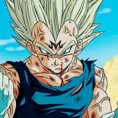 Imágenes de Dragon Ball Vegeta Majin Super Saiyajin 3