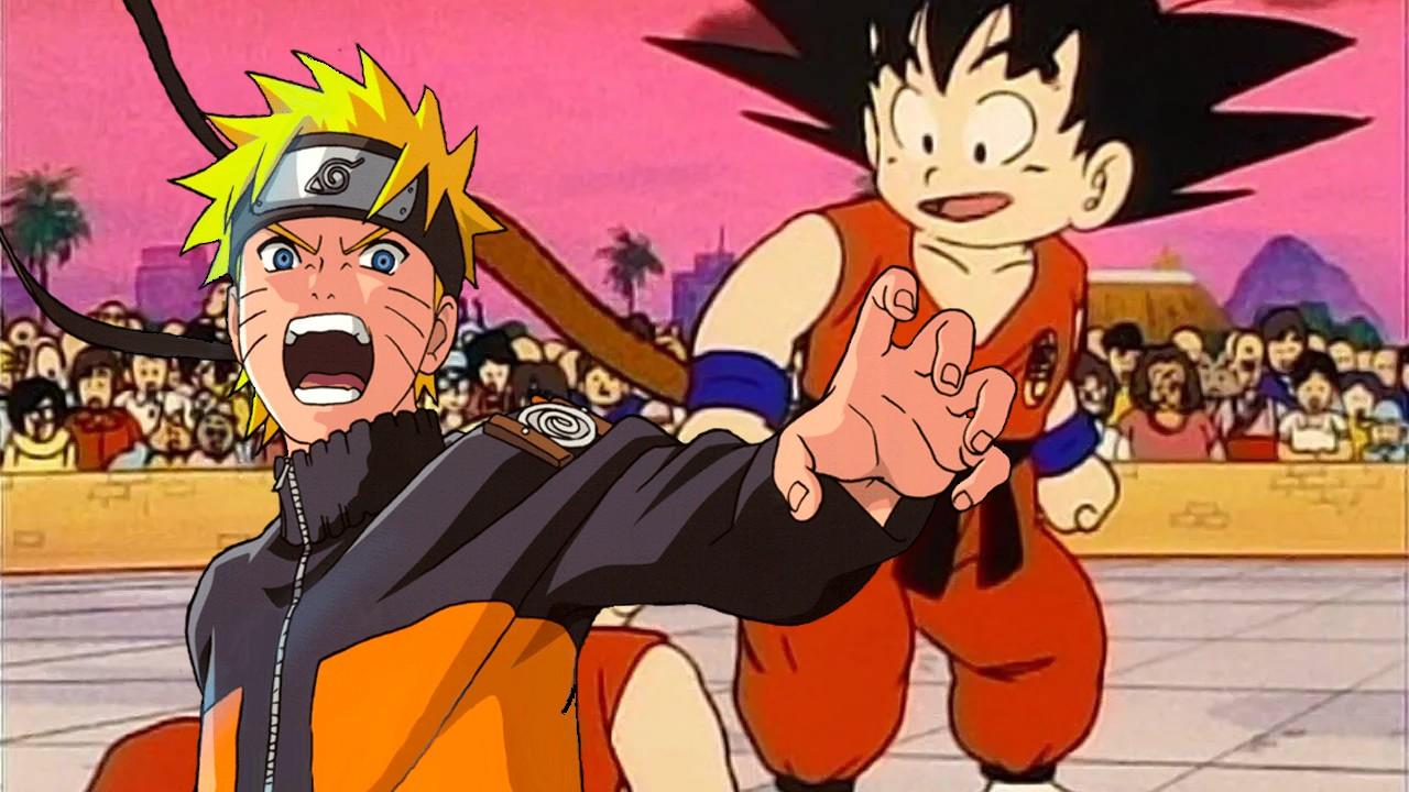 Dragon Ball Manga Masashi Kishimoto Naruto