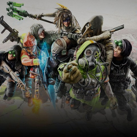 Ubisoft Tom Clancy's XDefiant Shooter Multiplayer Free To Play