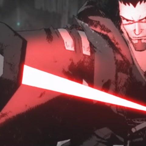estudios de animación detras de Star Wars Visions