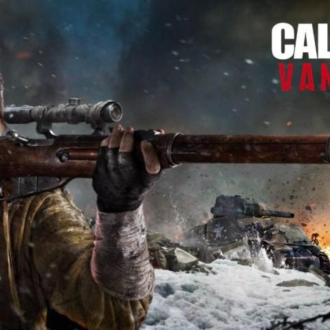 call of duty vanguard trailer gameplay