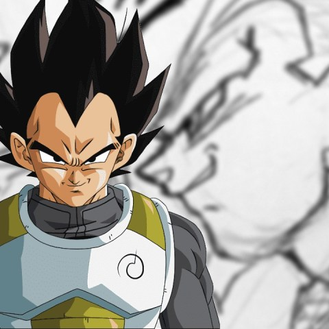 imágenes de Dragon Ball Super Manga 75