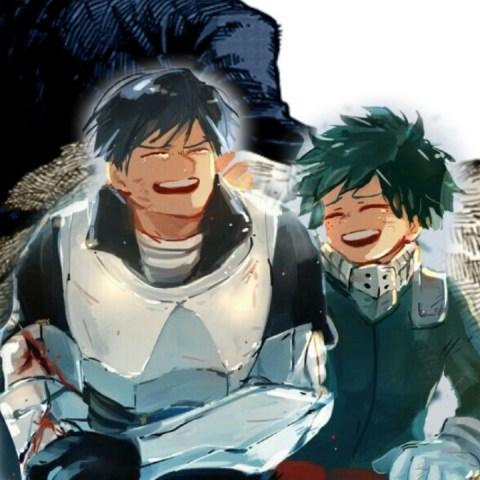 My Hero Academia manga 321 resumen
