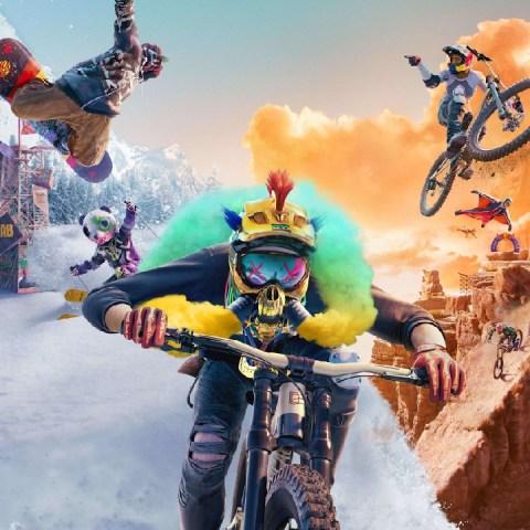 Riders Republic Ubisoft deportes extremos juegos