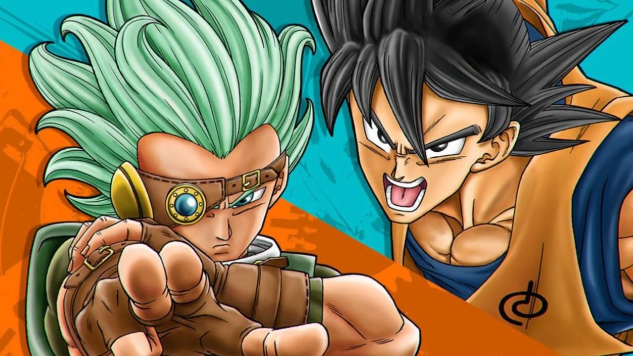 Personajes de Dragon Ball Super manga Akira Toriyama