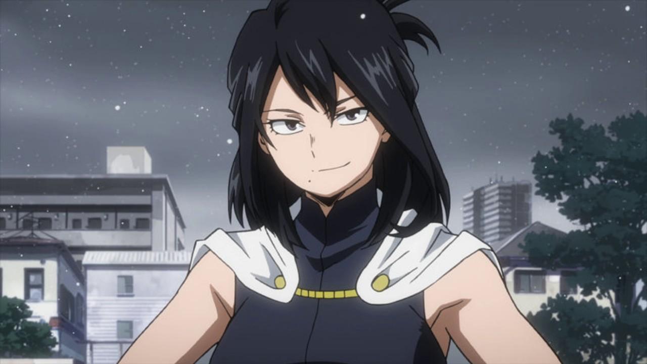 My Hero Acadia cosplay Nana Shimura