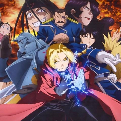 Fullmetal Alchemist Brotherhood Funimation