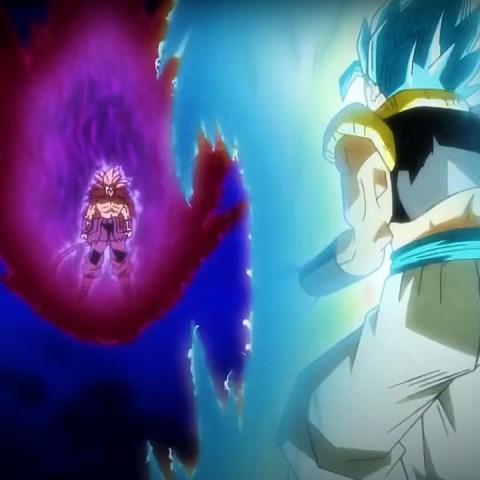 Gogeta vs Goku Black Rose Full Power