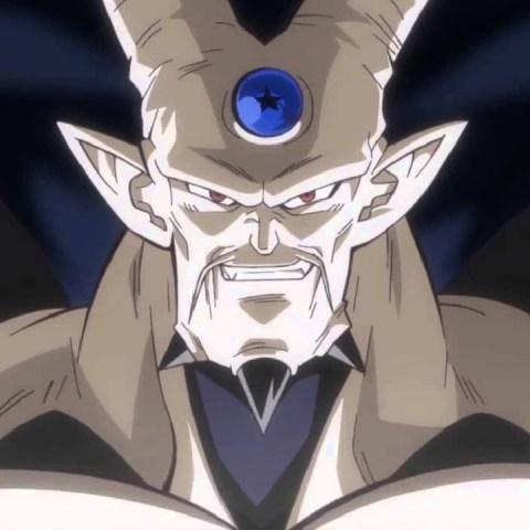 Omega Shenron Super Dragon Ball Heroes