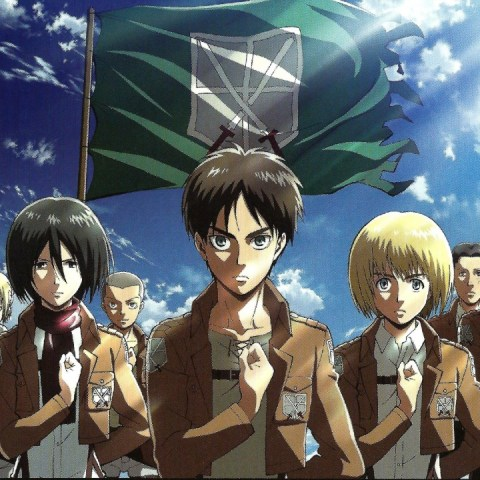 Attack on Titan Manga Noviembre Anuncio Evento