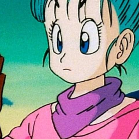 Cosplay de Anime Bulma Dragon Ball