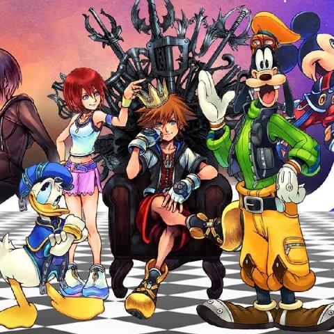 juegos de Kingdom Hearts llegarán a Nintendo Switch