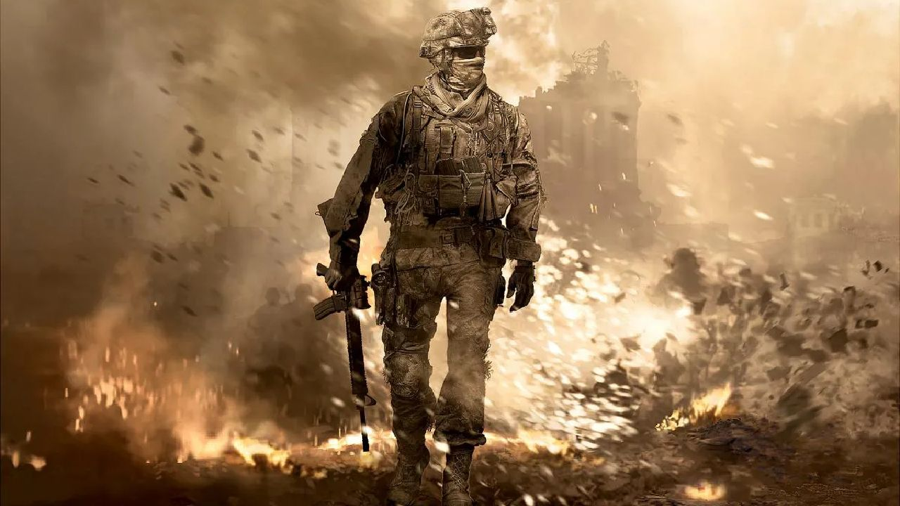 call of duty modern warfare videojuegos