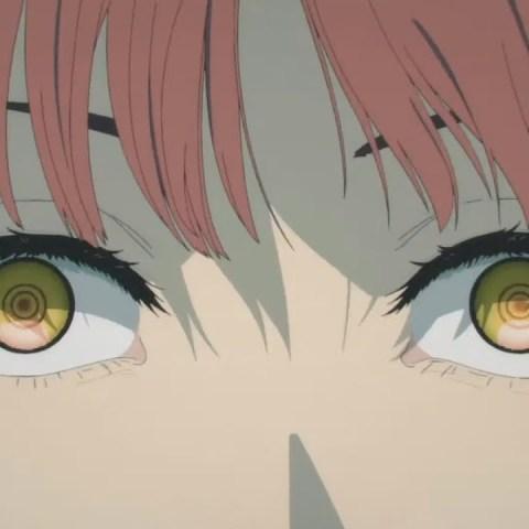Cosplay de Anime Makima Chainsaw Man
