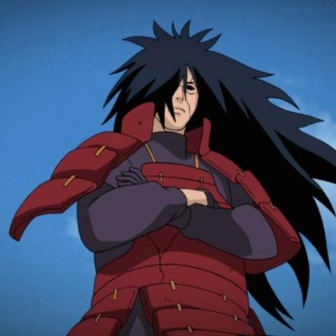 Madara Uchiha waifu Naruto fanart