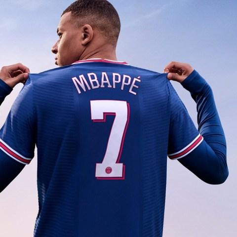 reseña fifa 22 videojuego ea futbol mbappé