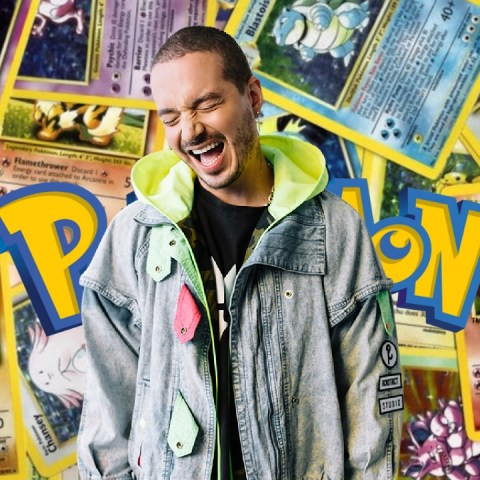 TCG Pokémon cartas J Balvin Katy Perry Post Malone