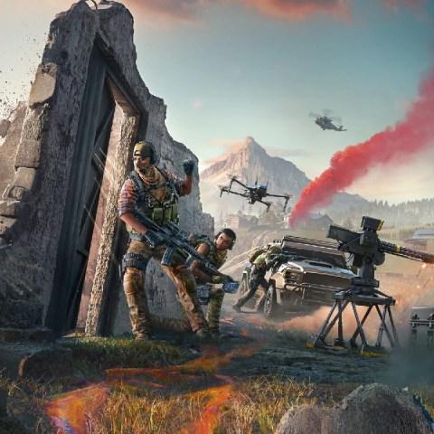 Ghost Recon Frontline Tom Clancy's Ubisoft