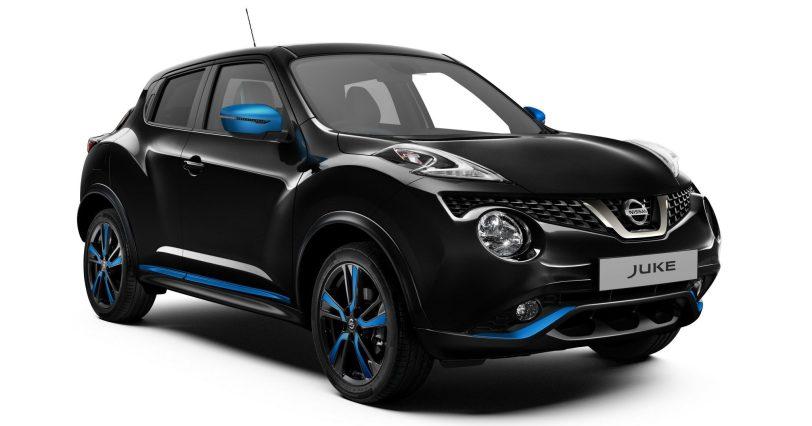 426220257 Nissan Juke MY18 Exterior Blue Perso RHD e1582542190623 - Nissan Juke 2020: El SUV que te saca una sonrisa