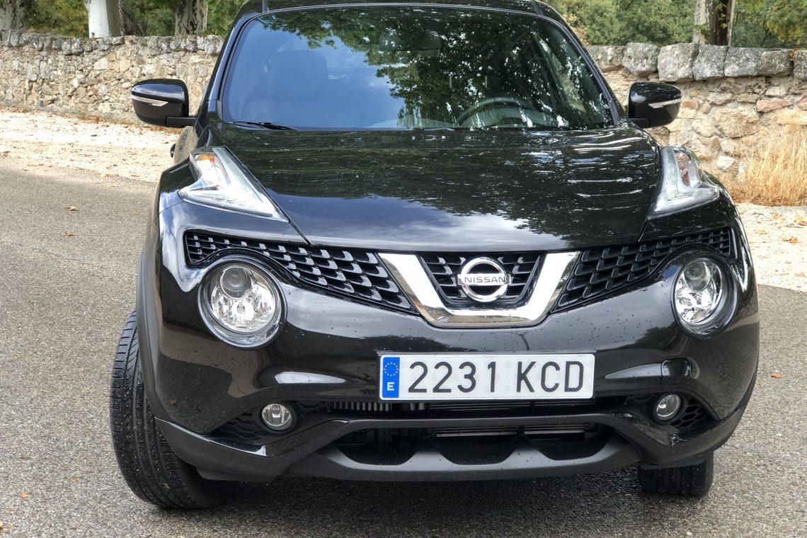 IMG 1149 1140x760 - Nissan Juke, con altavoces Bose ® de serie
