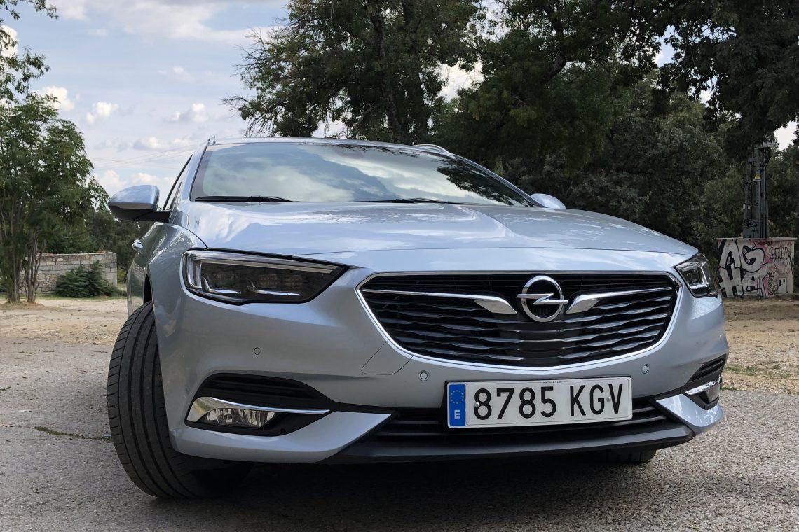 IMG 1302 1140x760 - Opel Insignia Sport Tourer 1.5 Turbo 165 CV