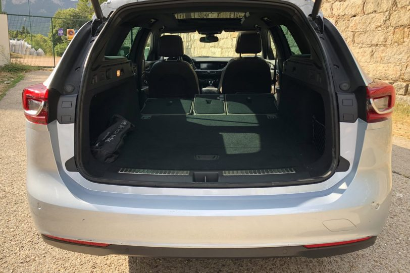 IMG 1358 1140x760 - Opel Insignia Sport Tourer 1.5 Turbo 165 CV