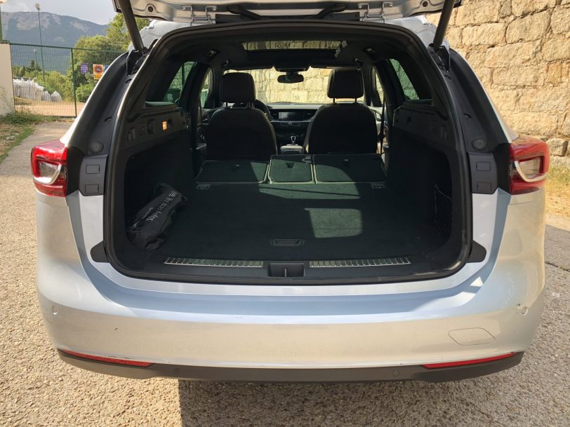 IMG 1358 - Opel Insignia Sport Tourer 1.5 Turbo 165 CV