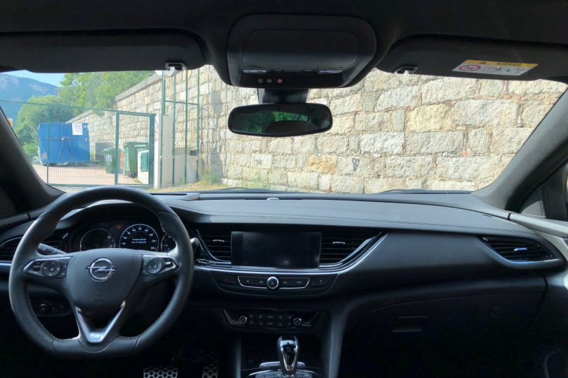 IMG 1374 1140x760 - Opel Insignia Sport Tourer 1.5 Turbo 165 CV