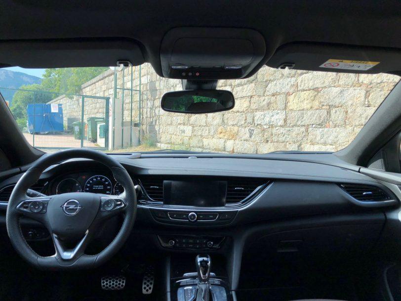 IMG 1374 - Opel Insignia Sport Tourer 1.5 Turbo 165 CV