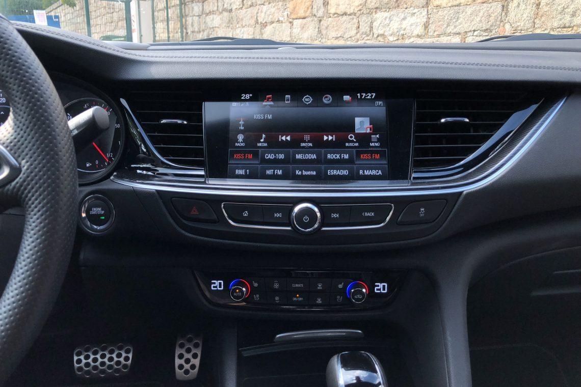 IMG 1388 1140x760 - Opel Insignia Sport Tourer 1.5 Turbo 165 CV