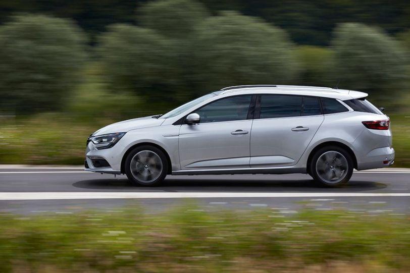 megane carretera - Renault Megane ST 1.2 TCe 130 CV (NEDC)