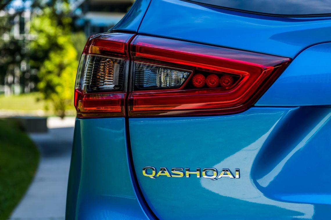pilotos traseros 1140x760 - Nissan Qashqai 2018 con ProPILOT