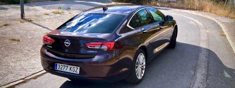Comportamiento - Opel Insignia Grand Sport 1.6 CDTI 136 CV