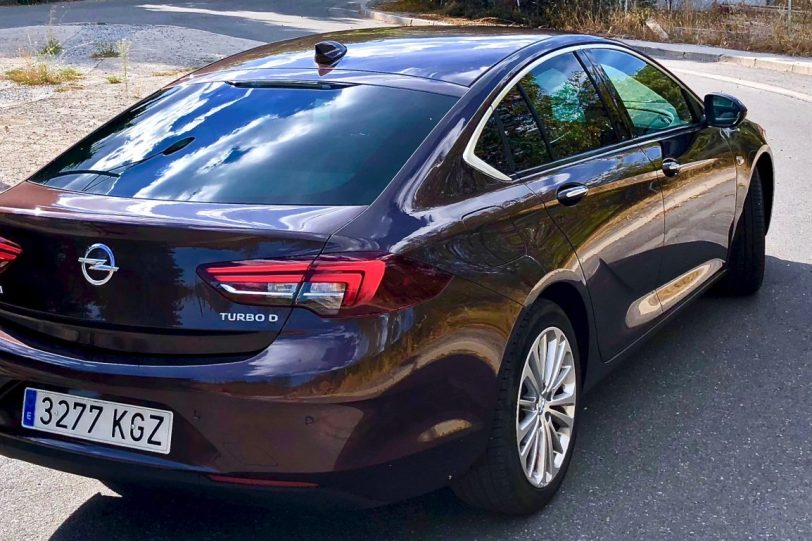 Comportamiento 1140x760 - Opel Insignia Grand Sport 1.6 CDTI 136 CV