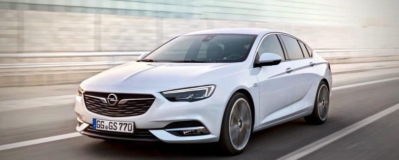 Insignia Autopista - Opel Insignia Grand Sport 1.6 CDTI 136 CV