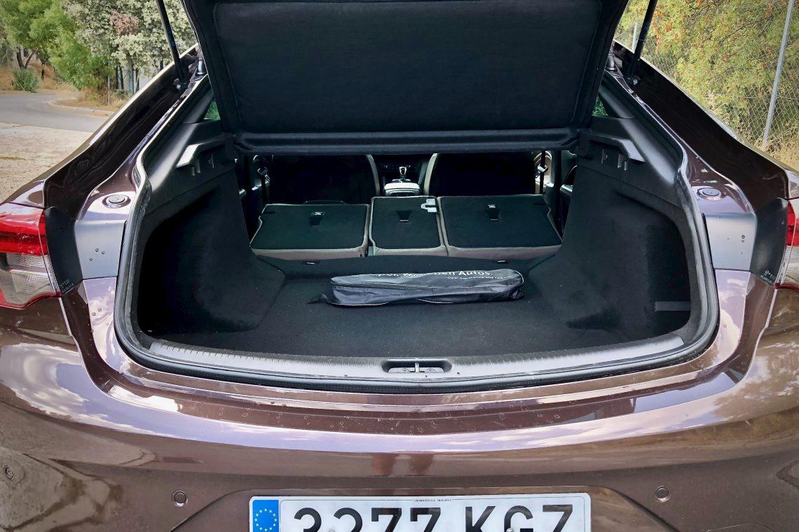 Maletero extendido 1140x760 - Opel Insignia Grand Sport 1.6 CDTI 136 CV