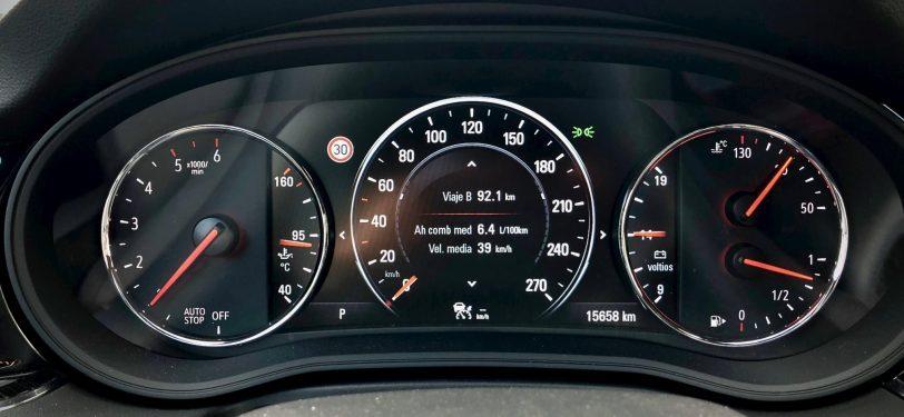 Tacometro - Opel Insignia Grand Sport 1.6 CDTI 136 CV