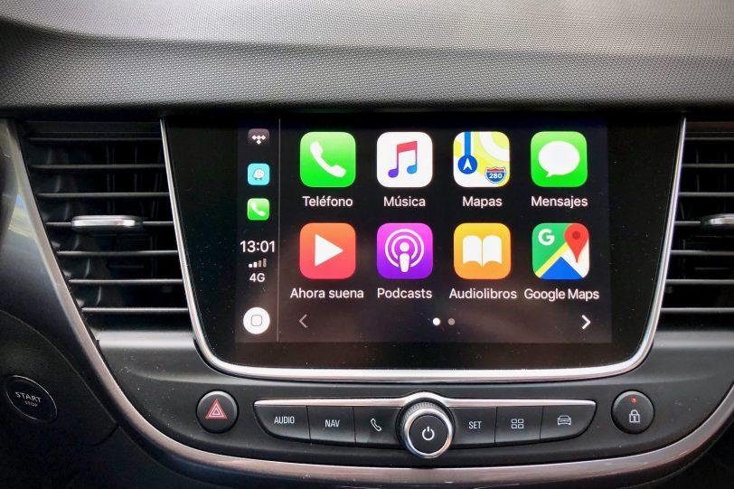 Apple CarPlay 1140x760 - Opel Grandland X Ultimate 1.5 CDTi 130 CV