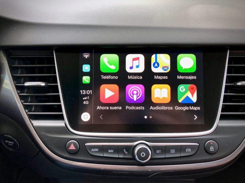 Apple CarPlay - Opel Crossland X Innovation 1.5 ECOTECD 102 CV