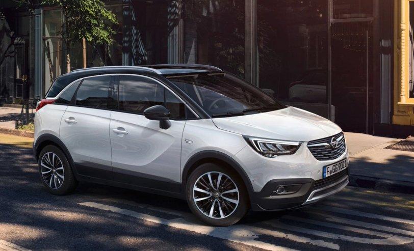 Ciudad - Opel Crossland X Innovation 1.5 ECOTECD 102 CV