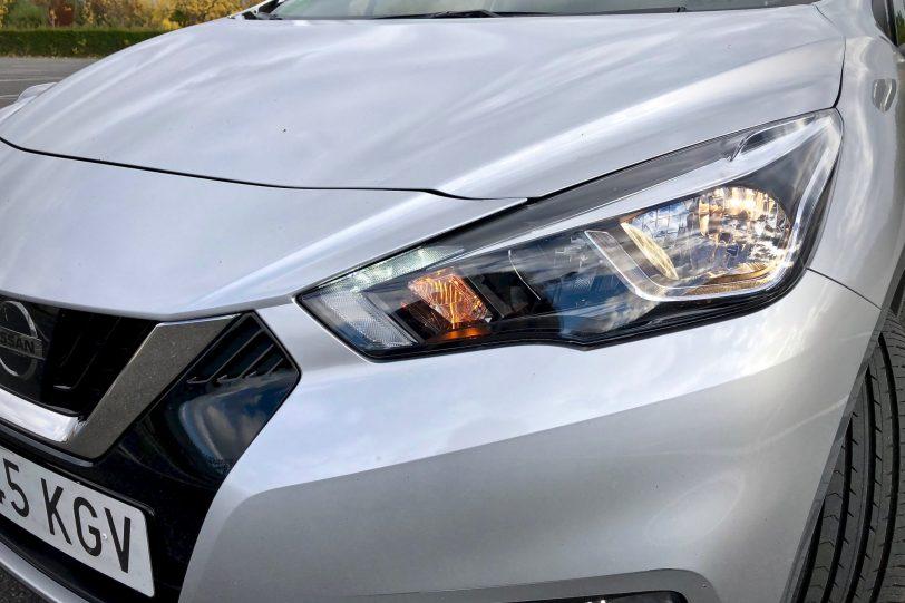 Equipamiento 1140x760 - Nissan Micra 2017 – 2018 Acenta 0.9 IG-T 90 CV