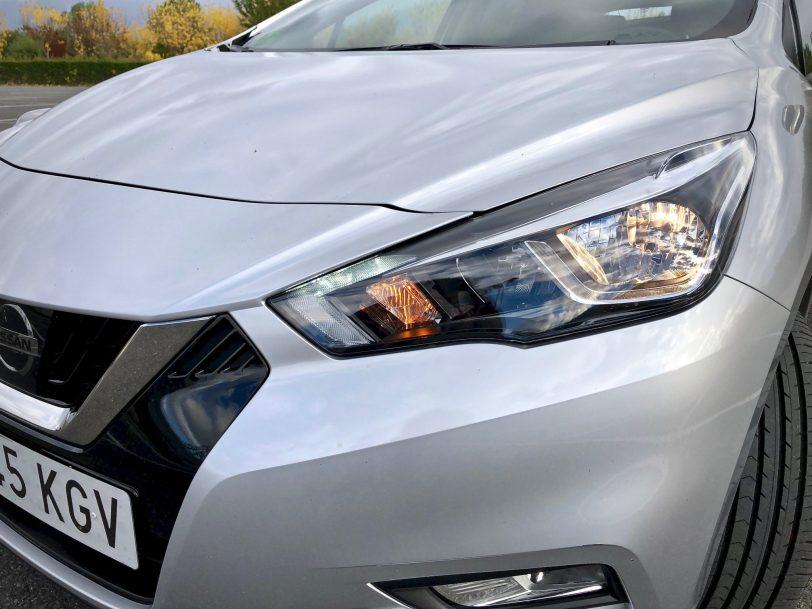 Equipamiento - Nissan Micra 2017 – 2018 Acenta 0.9 IG-T 90 CV