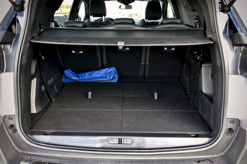 Maletero 5 plazas de cerca 1 1140x760 - Peugeot 5008 GT Line 1.5 BlueHDI 130 CV