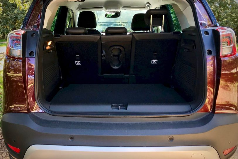 Maletero abierto crossland x 1140x760 - Opel Crossland X Innovation 1.5 ECOTECD 102 CV