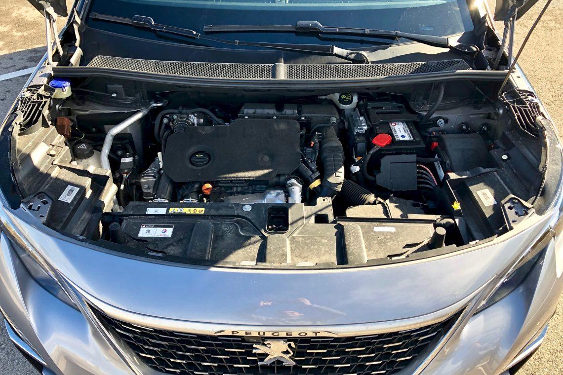 Motor 3 1140x760 - Peugeot 5008 GT Line 1.5 BlueHDI 130 CV