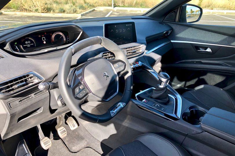 Parte delantera 1 1140x760 - Peugeot 5008 GT Line 1.5 BlueHDI 130 CV