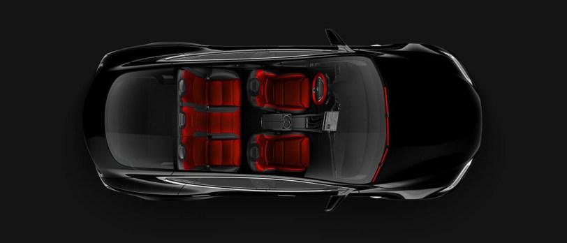 paquete premium model s - Tesla model X 100D: No es cualquier SUV