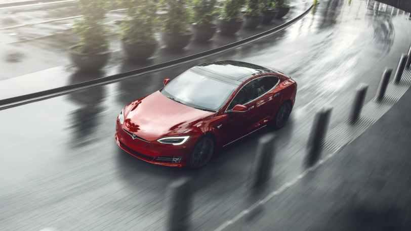 tesla model s ciudad - Tesla Model S 100D y nuestro viaje de 1.000 km