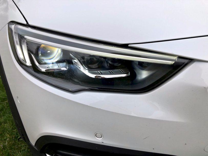 Faros Insignia CT - Opel Insignia Country Tourer 2.0 Turbo 260 CV